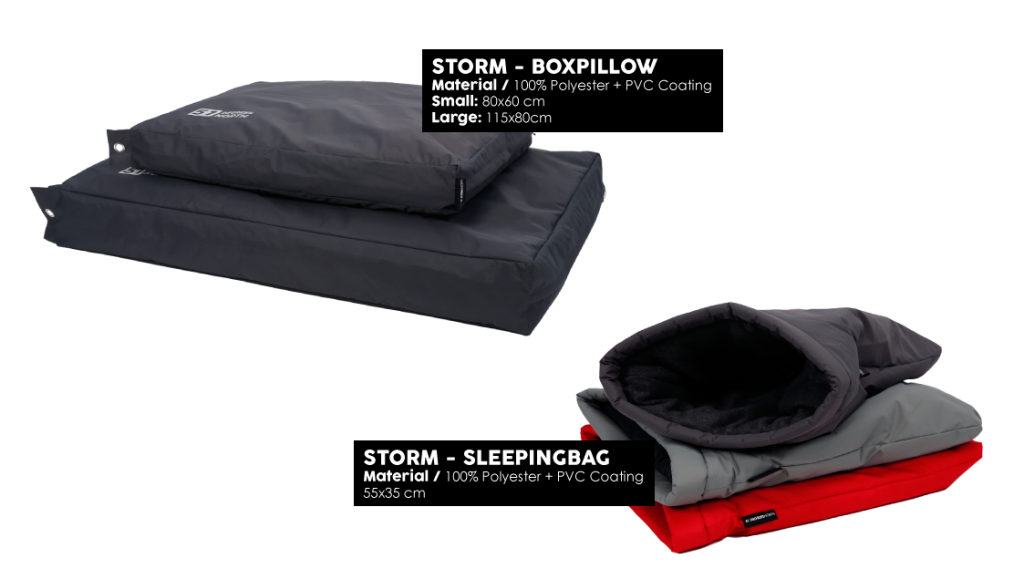 storm boxpillow sleepingbag 51degreesnorth