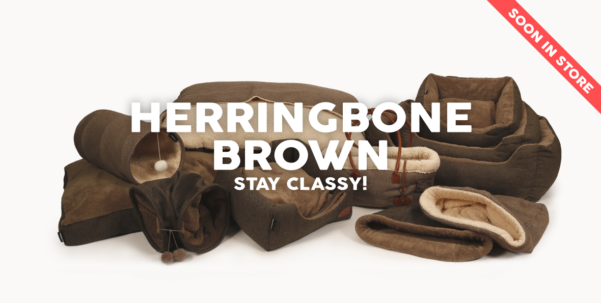 51 Degrees North Homepage-Herringbone Brown soon in store