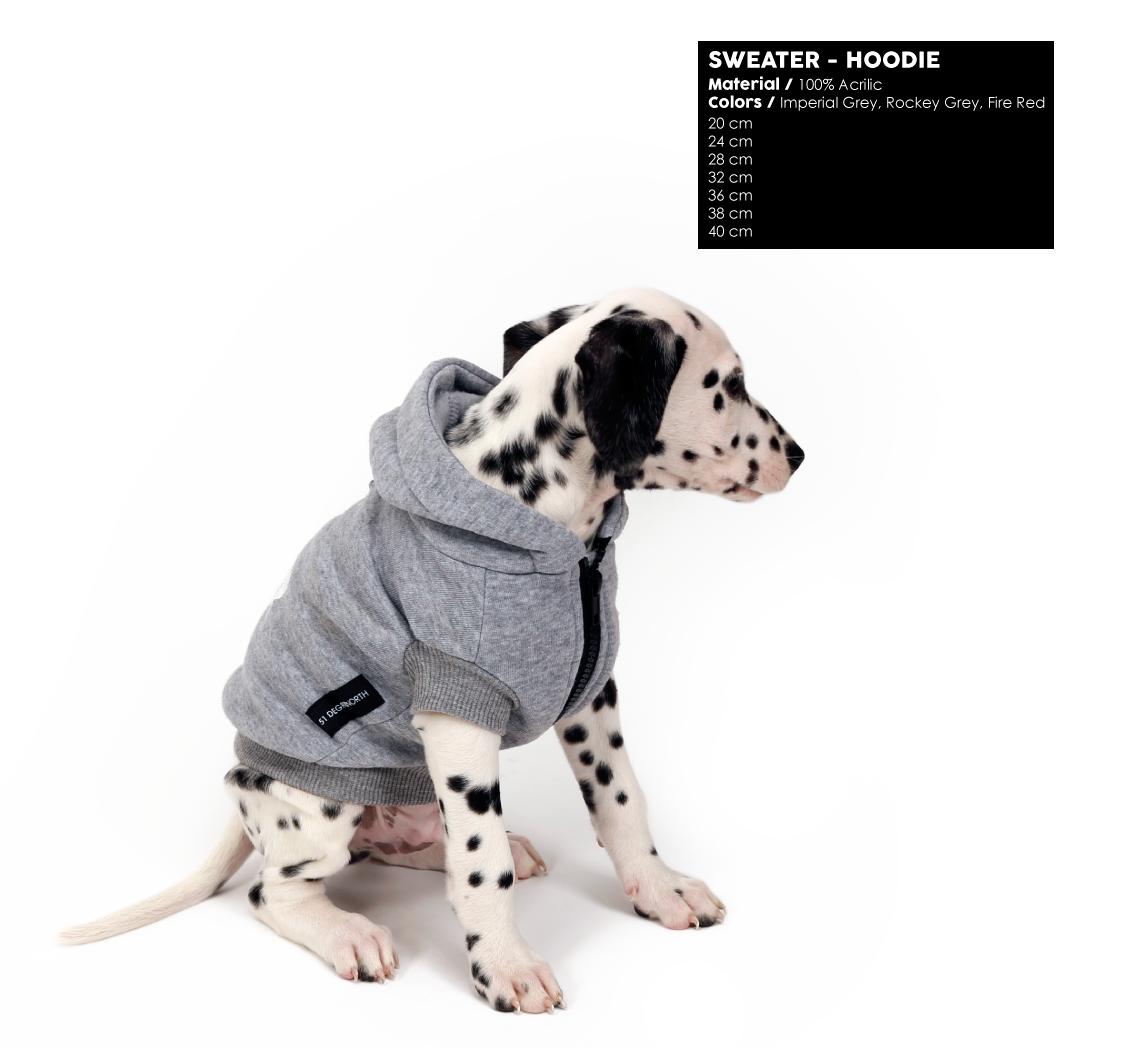 51 Degrees North Dress All year Sweater hoodie product