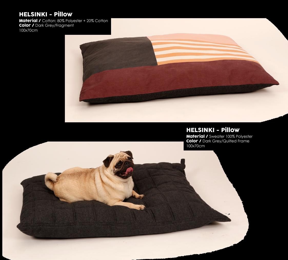 Helsinki Pillow