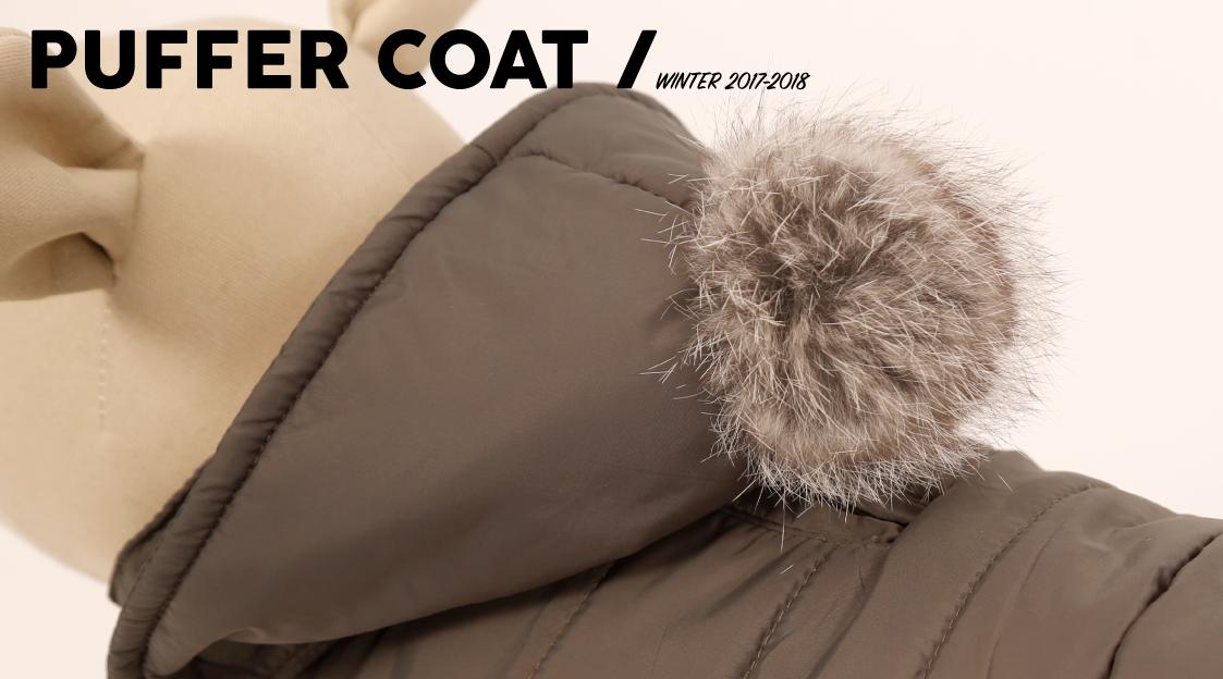 Puffer Coat Banner