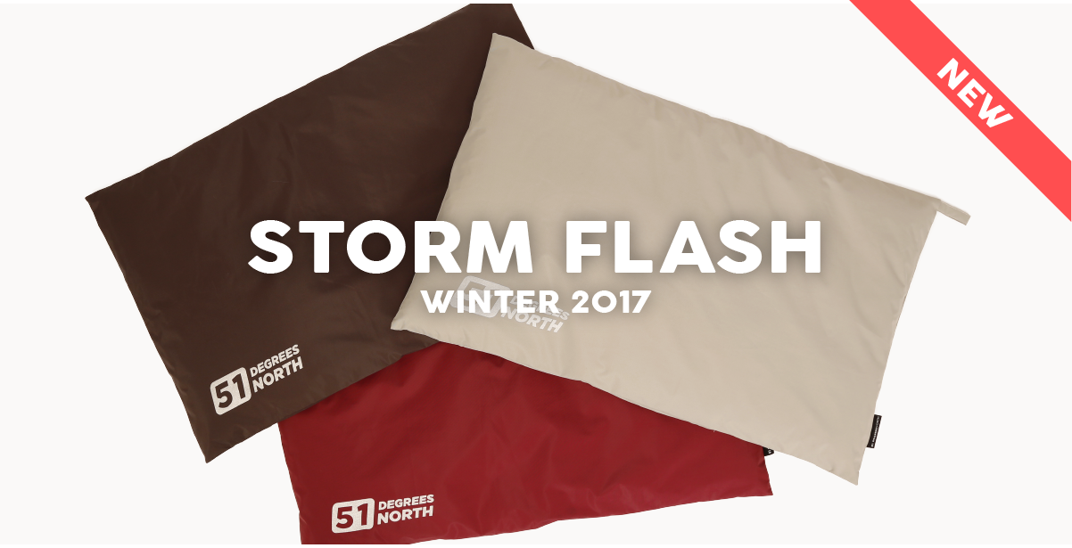 51 Degrees North Homepage Storm Flash Winter 2017 New