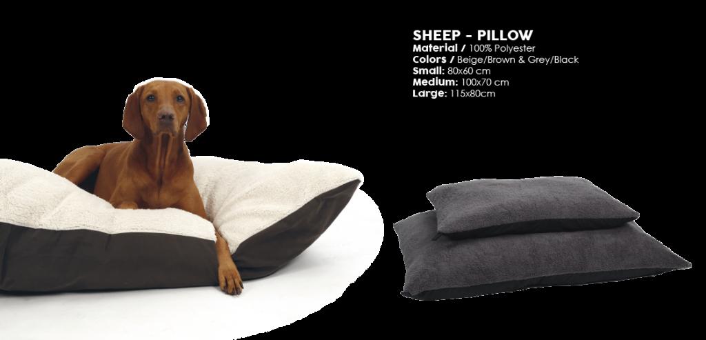 51DN Sheep 02 Pillow 2