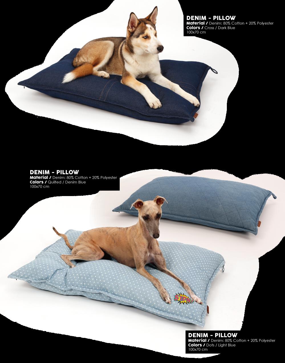 Denim-Pillow