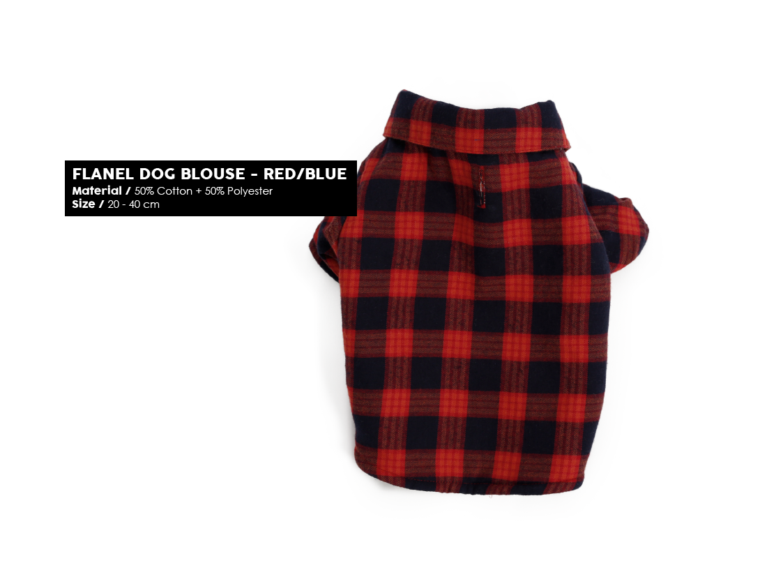 Flanel 2 51 Degrees North dogcoat sweater