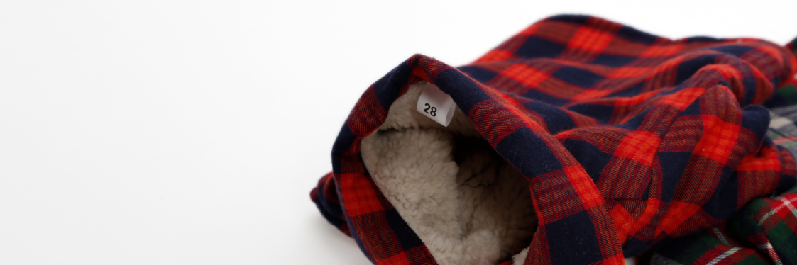 Flanel 3 51 Degrees North dogcoat sweater