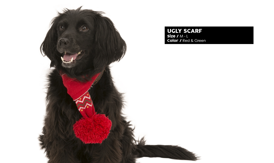 51DN - Ugly Xmas - Ugly Scarf