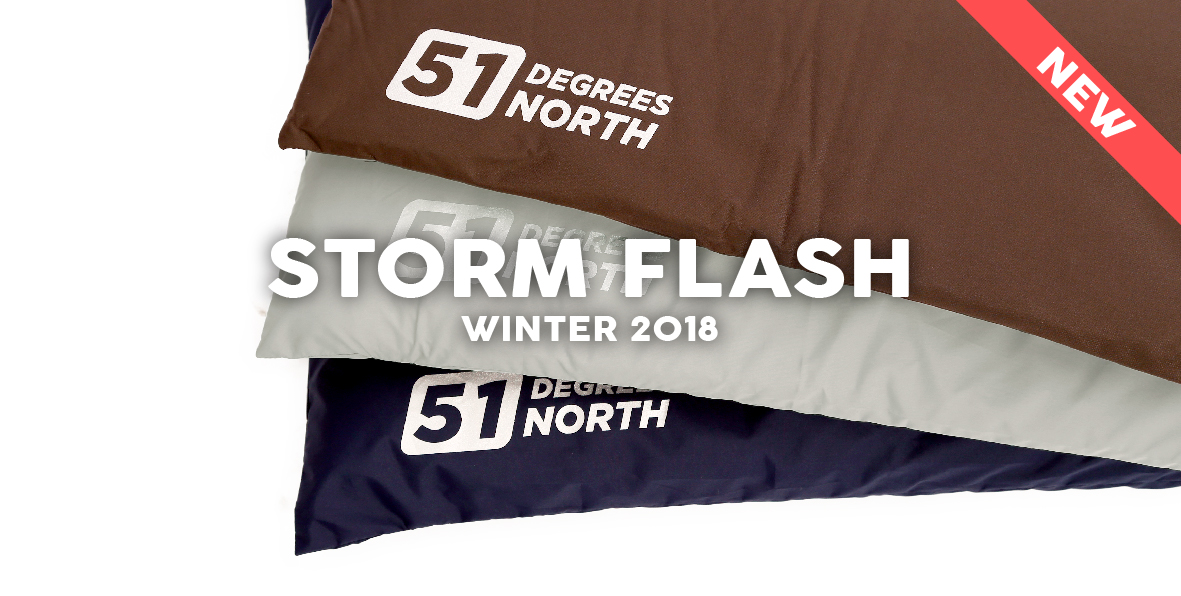 51DegreesNorth Homepage Storm Flash New