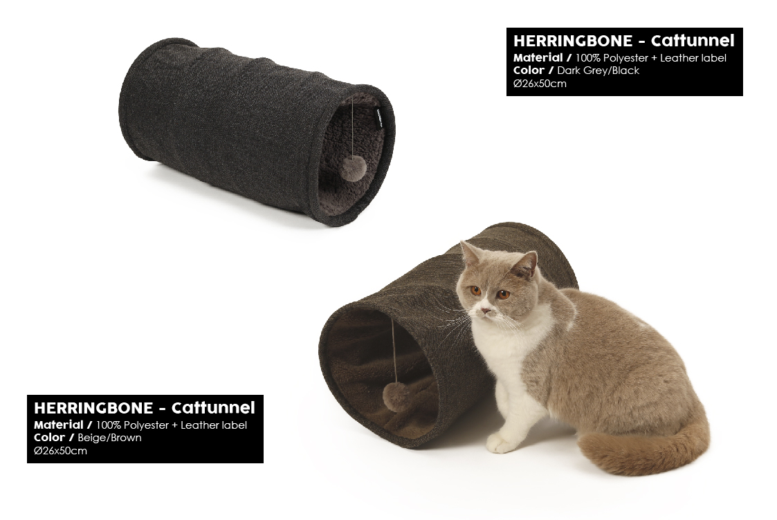 Herringbone (AY) - Cattunnel