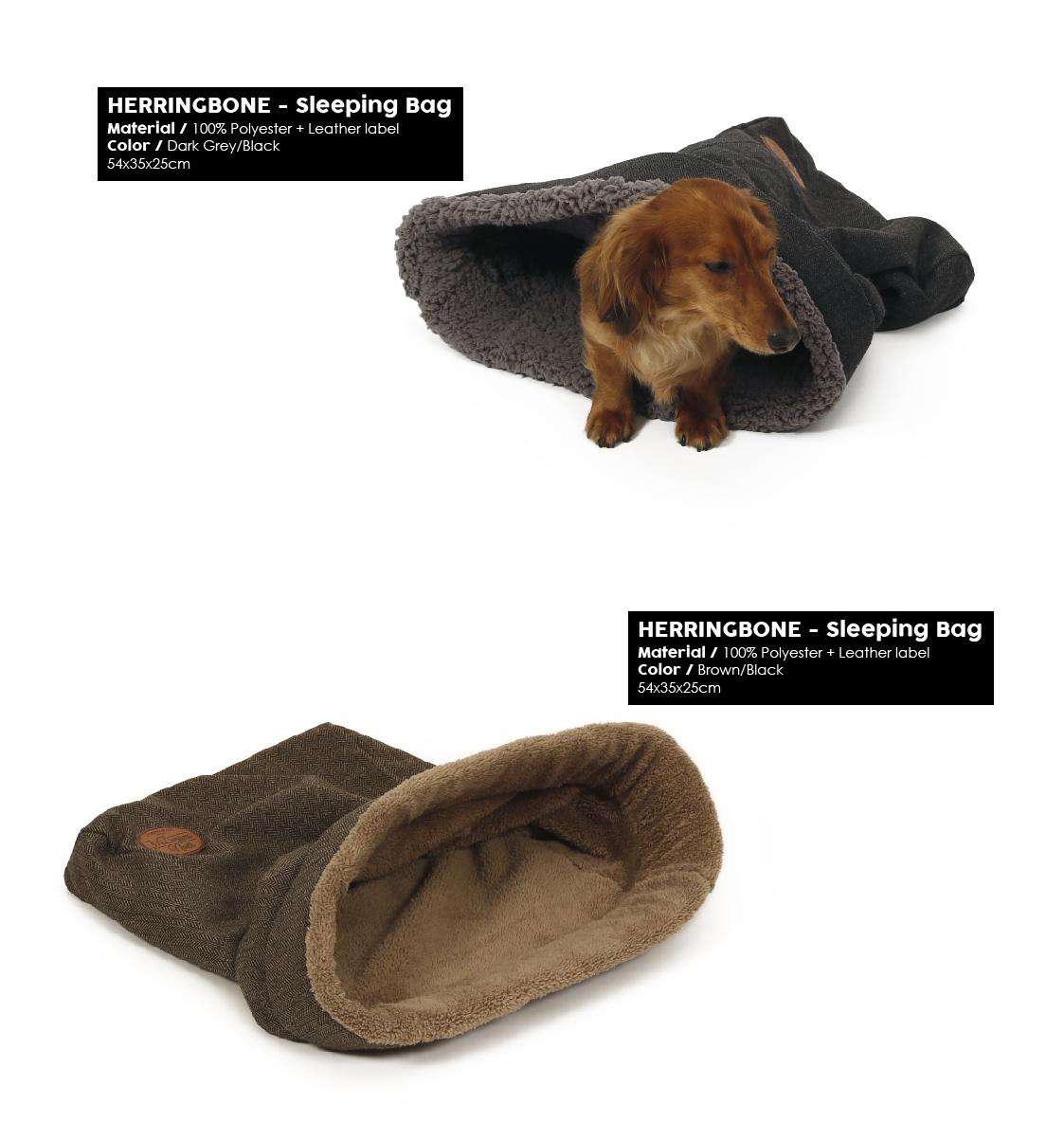 Herringbone (AY) - Sleepingbag