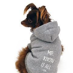 Thumbnail 51 Degrees North All Year Dress Sweater with Text