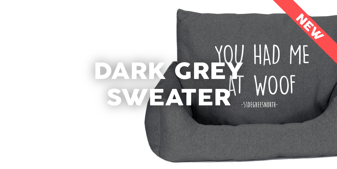 51DegreesNorth Homepage Content Sleep 2019-Winter Dark Grey Sweater New