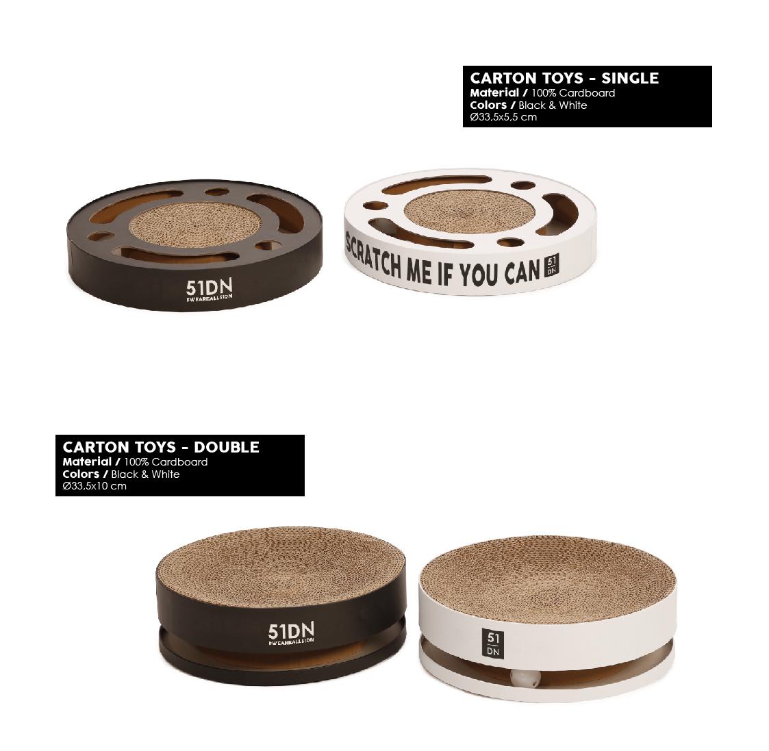 51DN Carton Toys 1.2