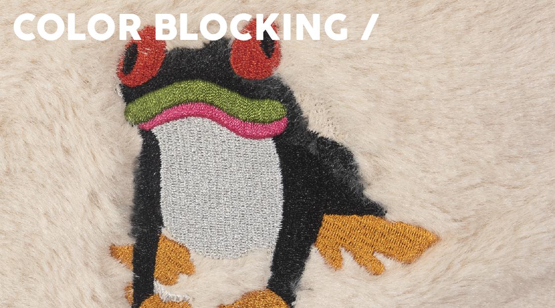 51DN - Sleep - Summer 2020 - Color Blocking - Banner