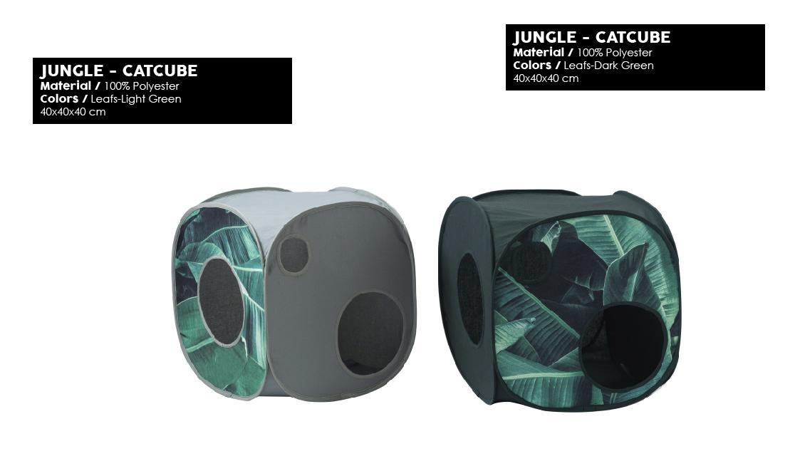 51DN - Sleep - Summer 2020 - Jungle - Catcube