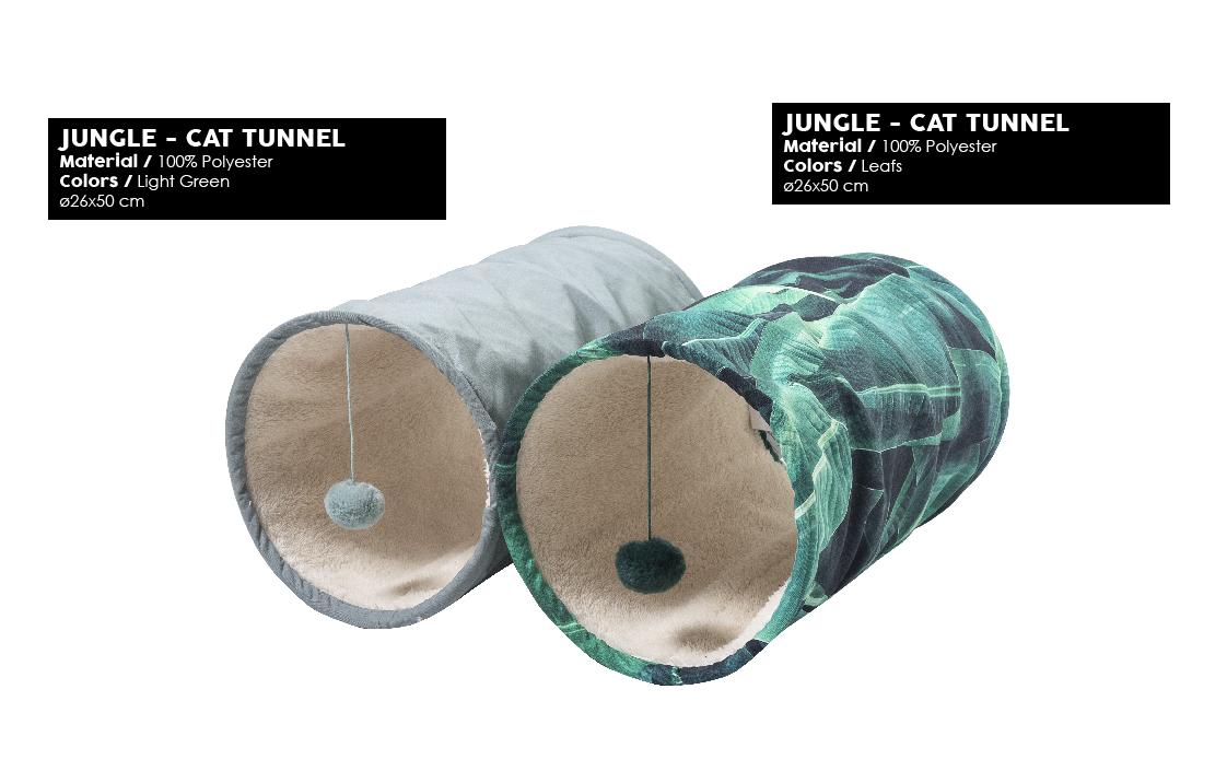 51DN - Sleep - Summer 2020 - Jungle - Cattunnel