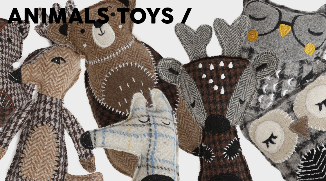 51DN - Play - Animal Toys - Banner