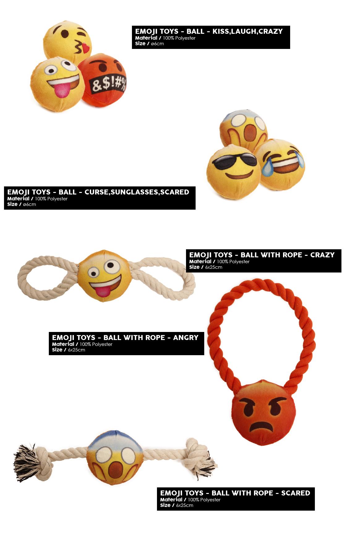 51DN - Play - Emoji Toys - 1