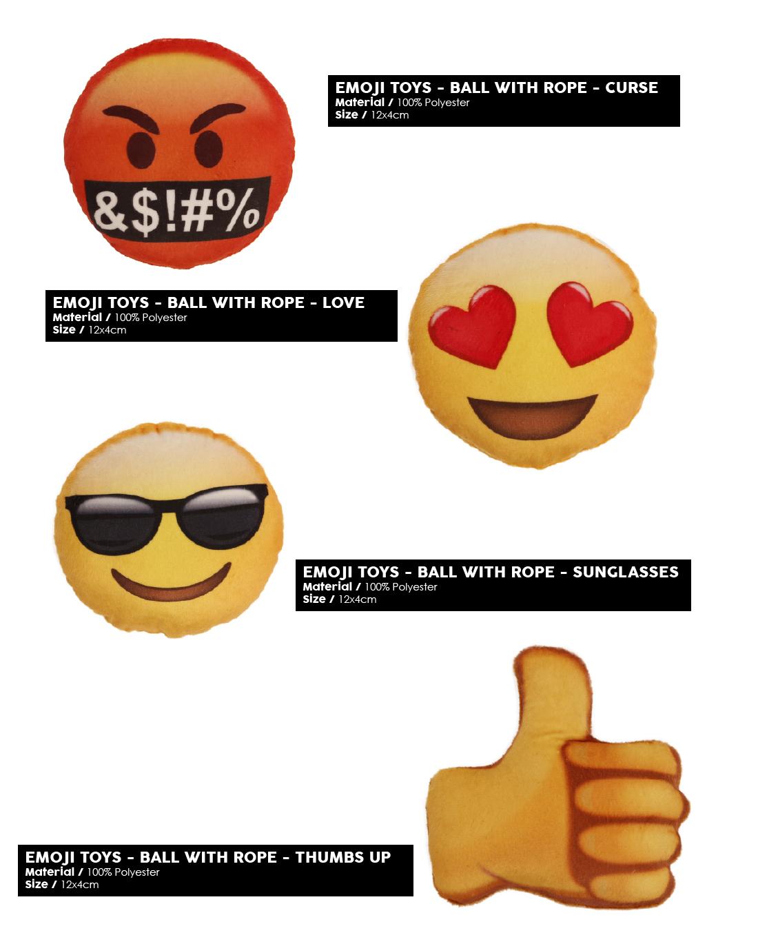 51DN - Play - Emoji Toys - 2