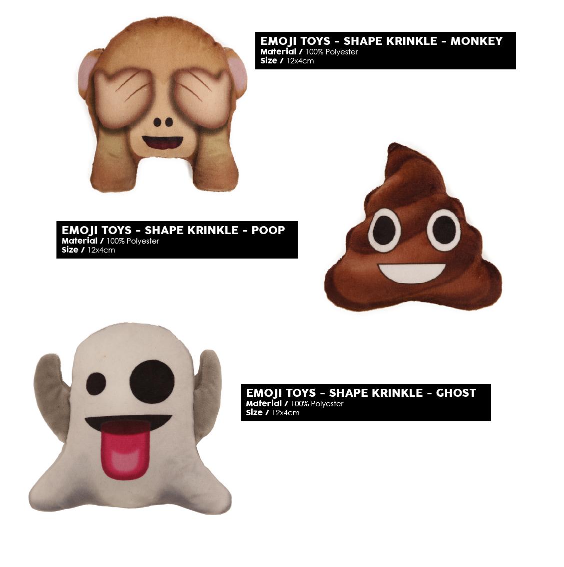 51DN - Play - Emoji Toys - 5