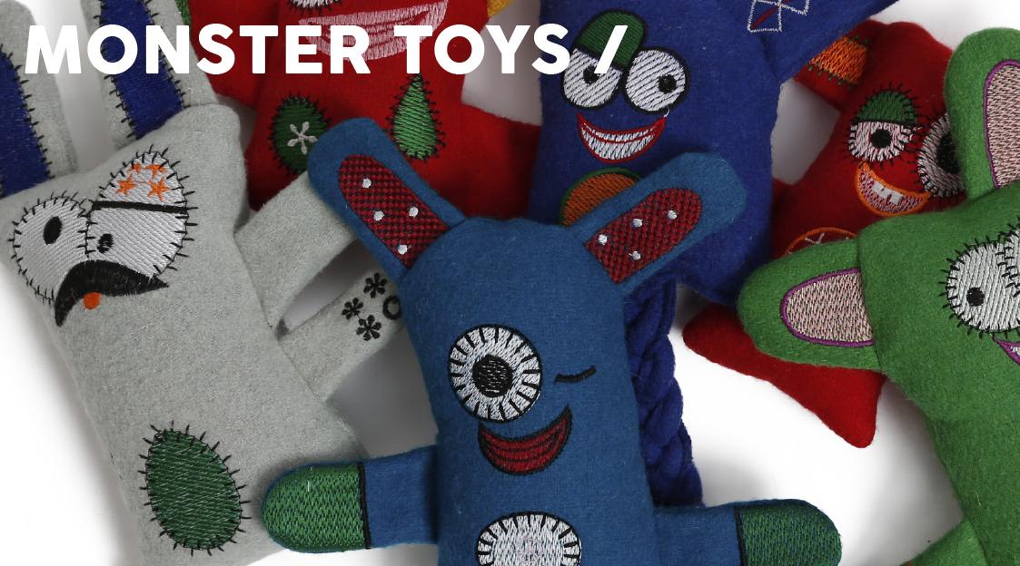 51DN - Play - Monster Toys - Banner