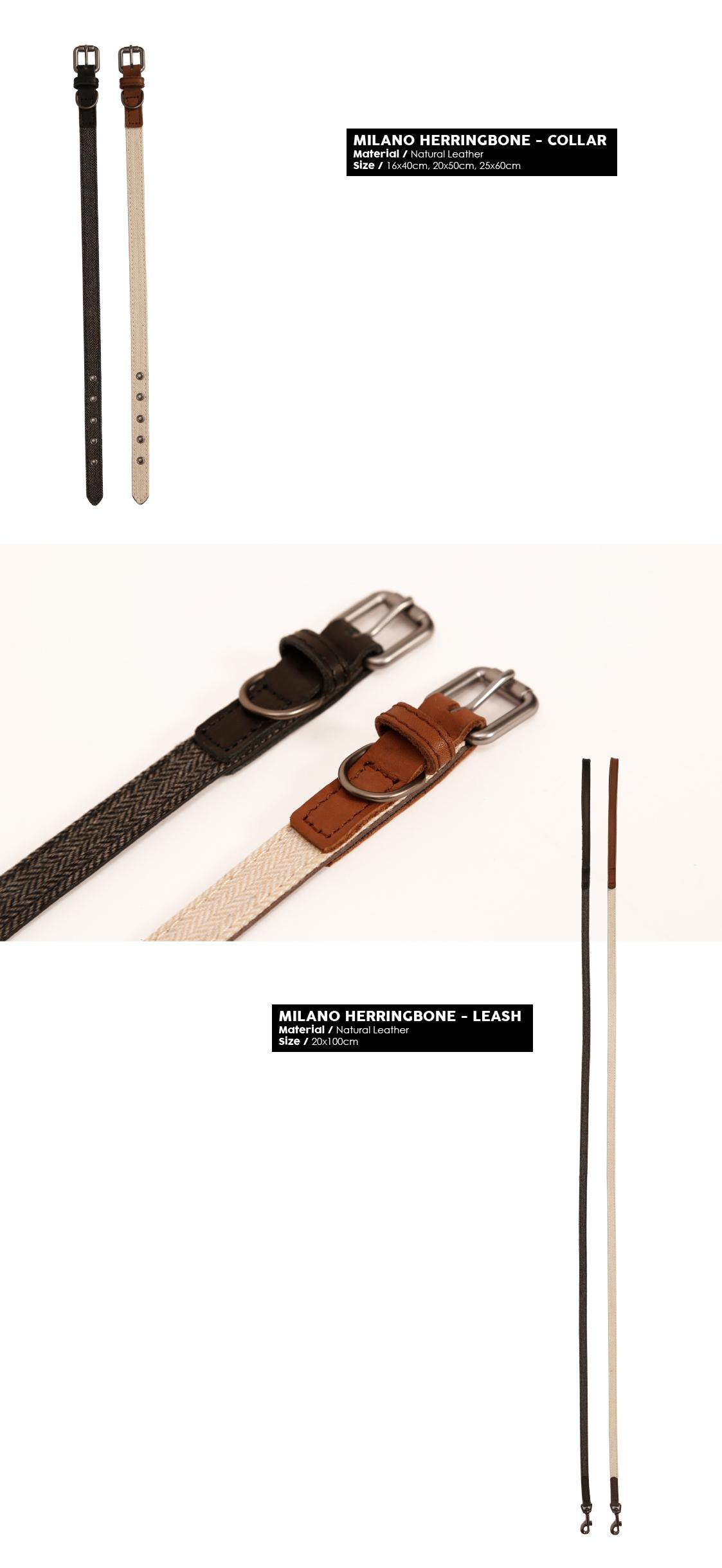 51DN - Walk - Milano Herringbone - Products1