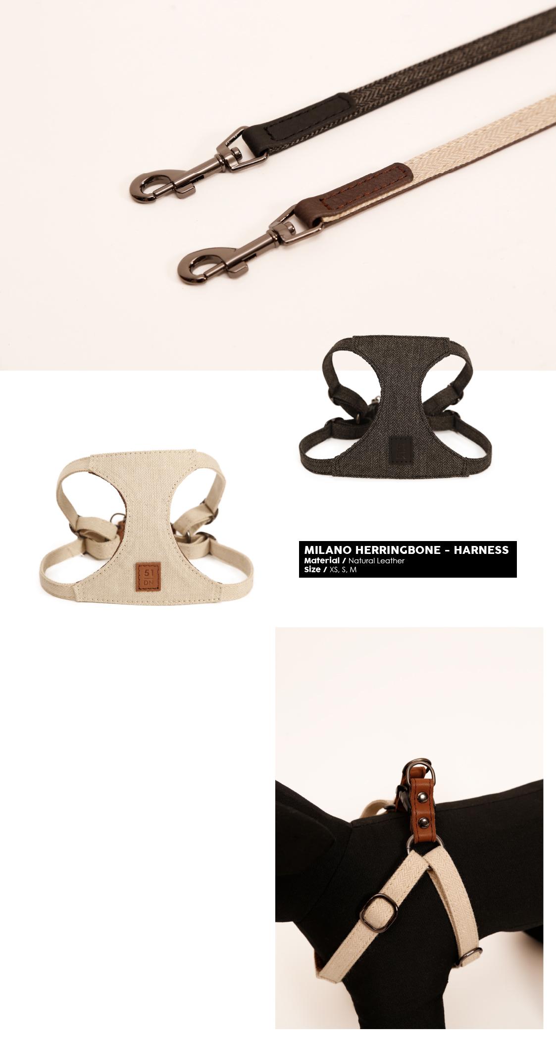 51DN - Walk - Milano Herringbone - Products2