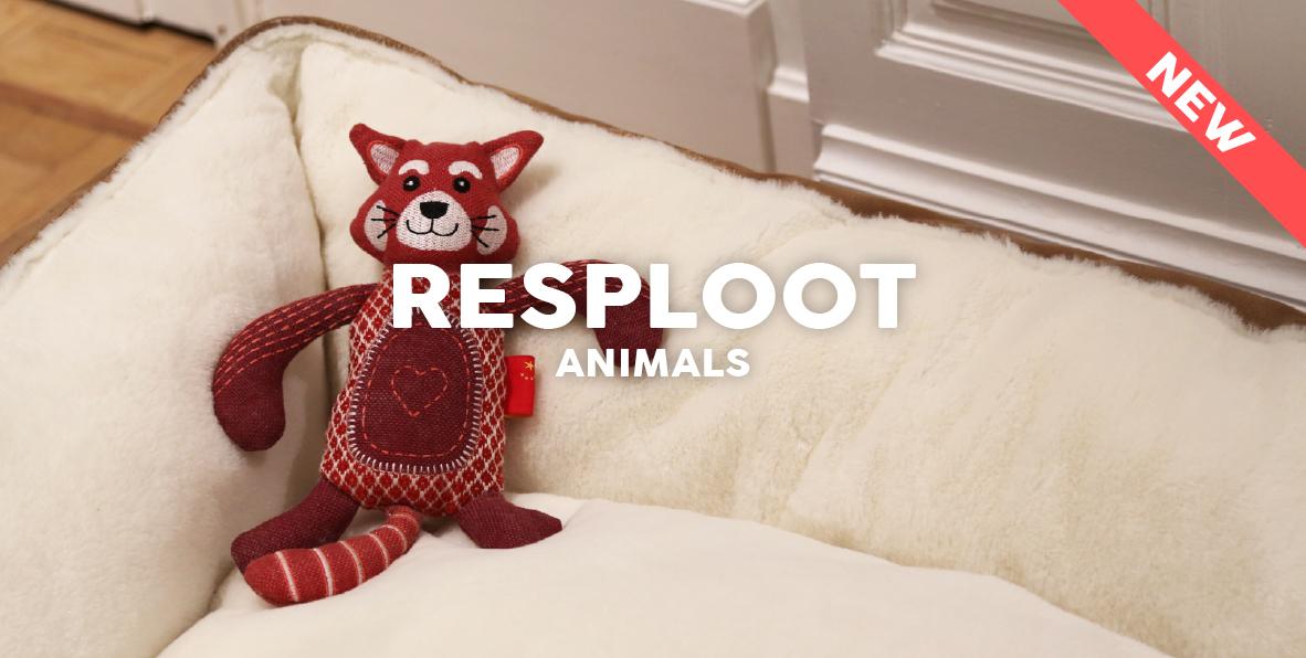 51DegreesNorth Play Resploot Animals New