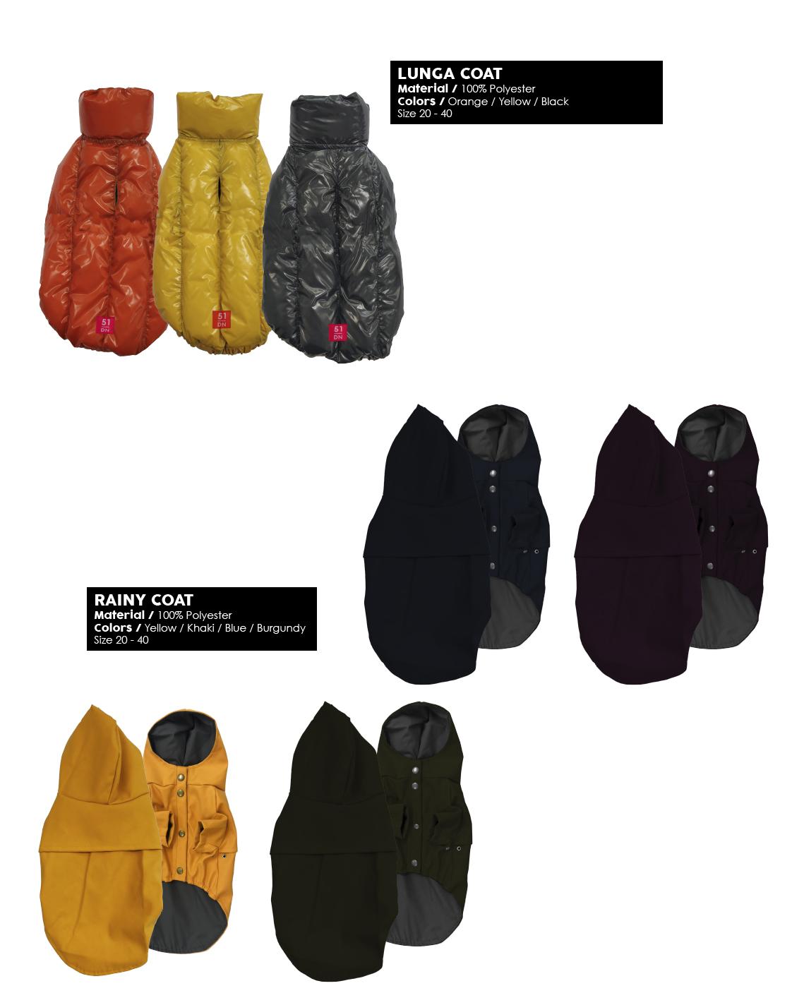 W20 - Dogcoats - Lunga - Rainy coat2