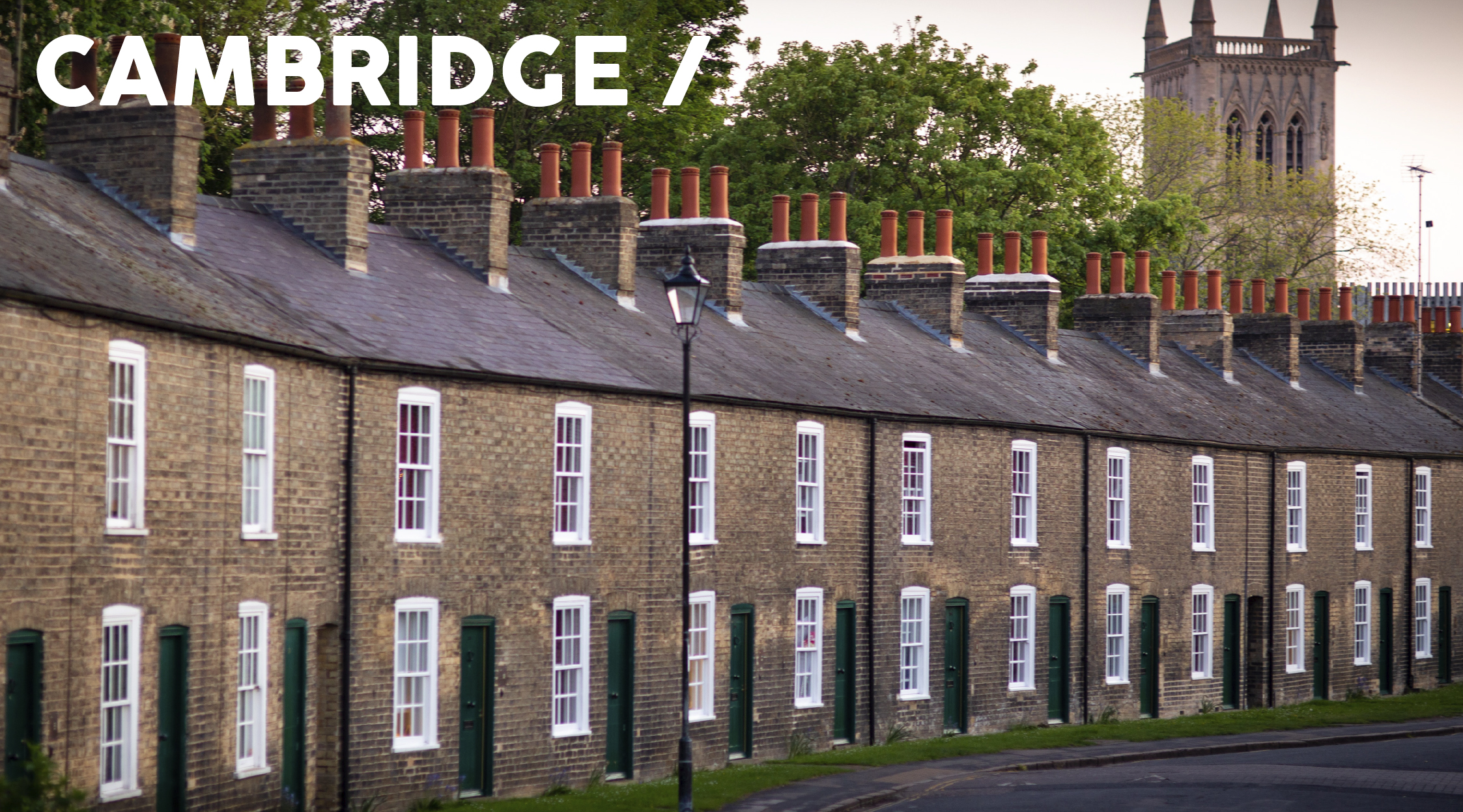 51 Degrees North - CAMBRIDGE - Banner