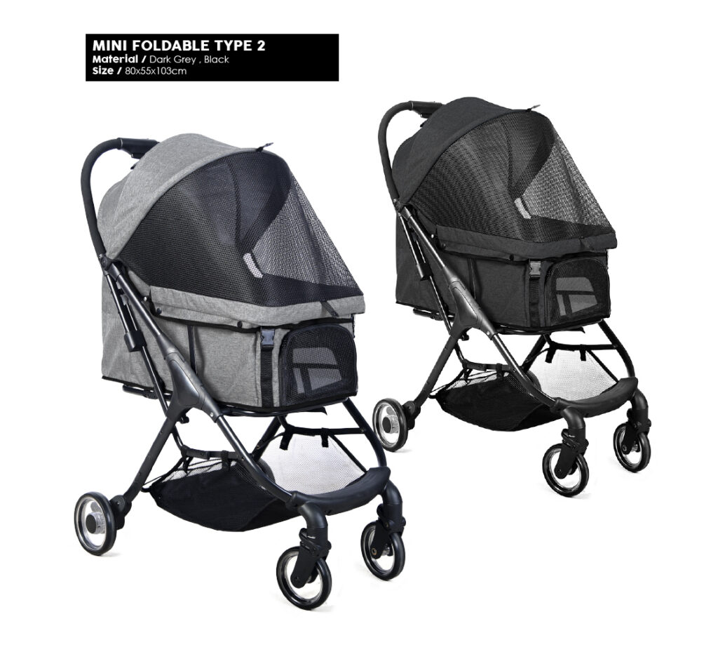 Products we Love - Pet Stroller - Type2 - Product