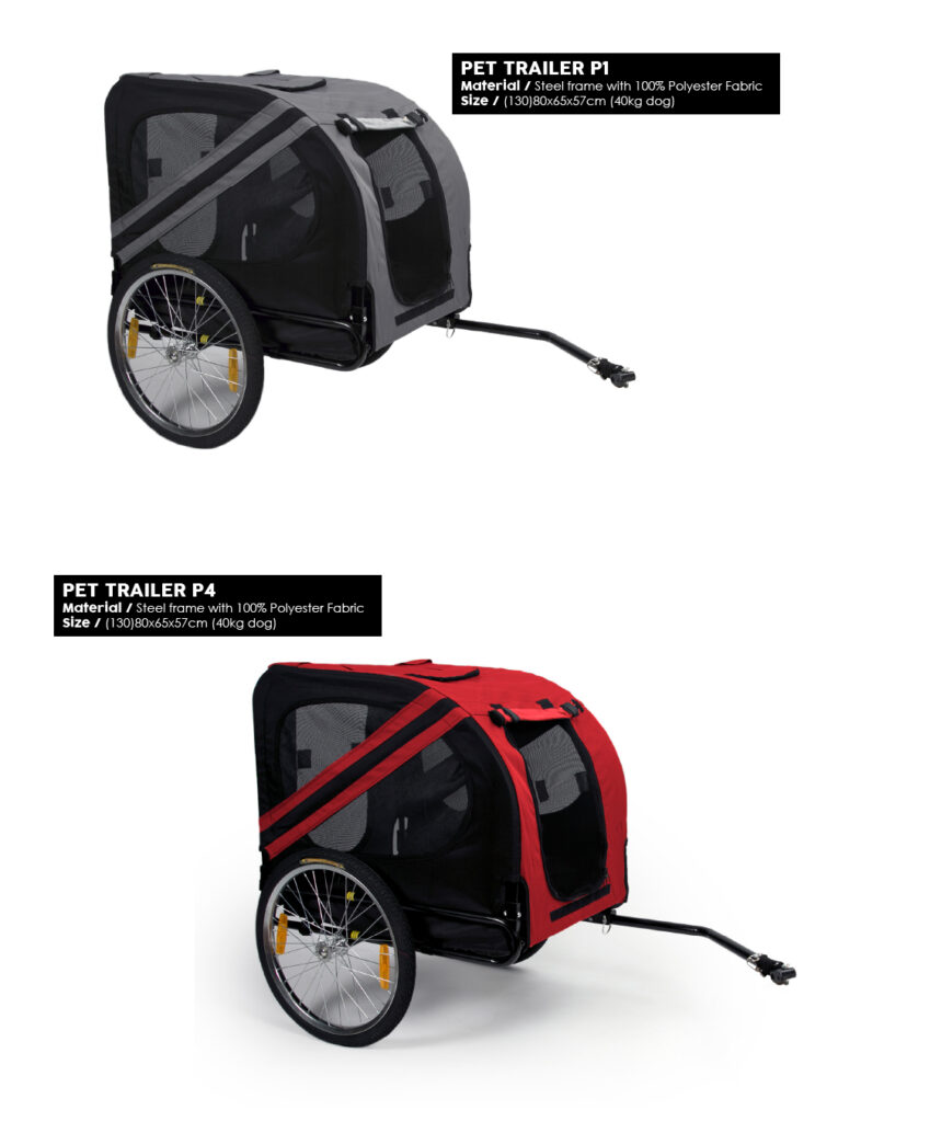 Products we Love - Pet Trailer - P1 P4 - Product
