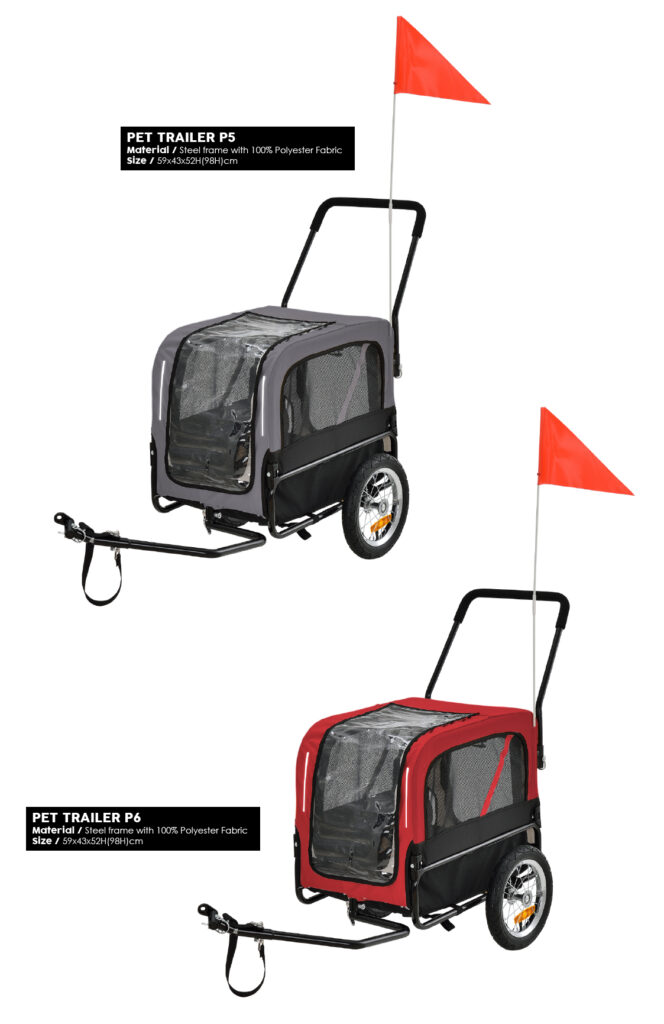 Products we Love - Pet Trailer - P5 P6 - Product