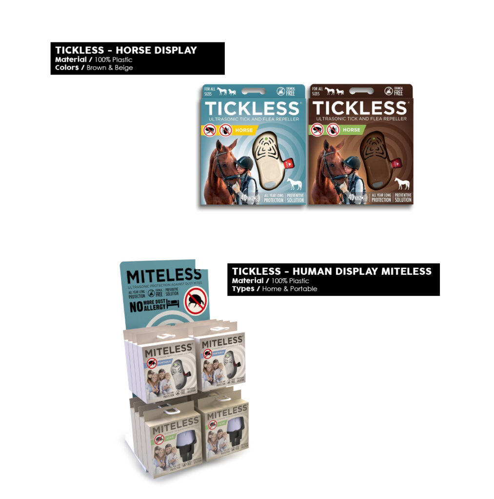 Products we Love - Tickless - Horse & Miteless